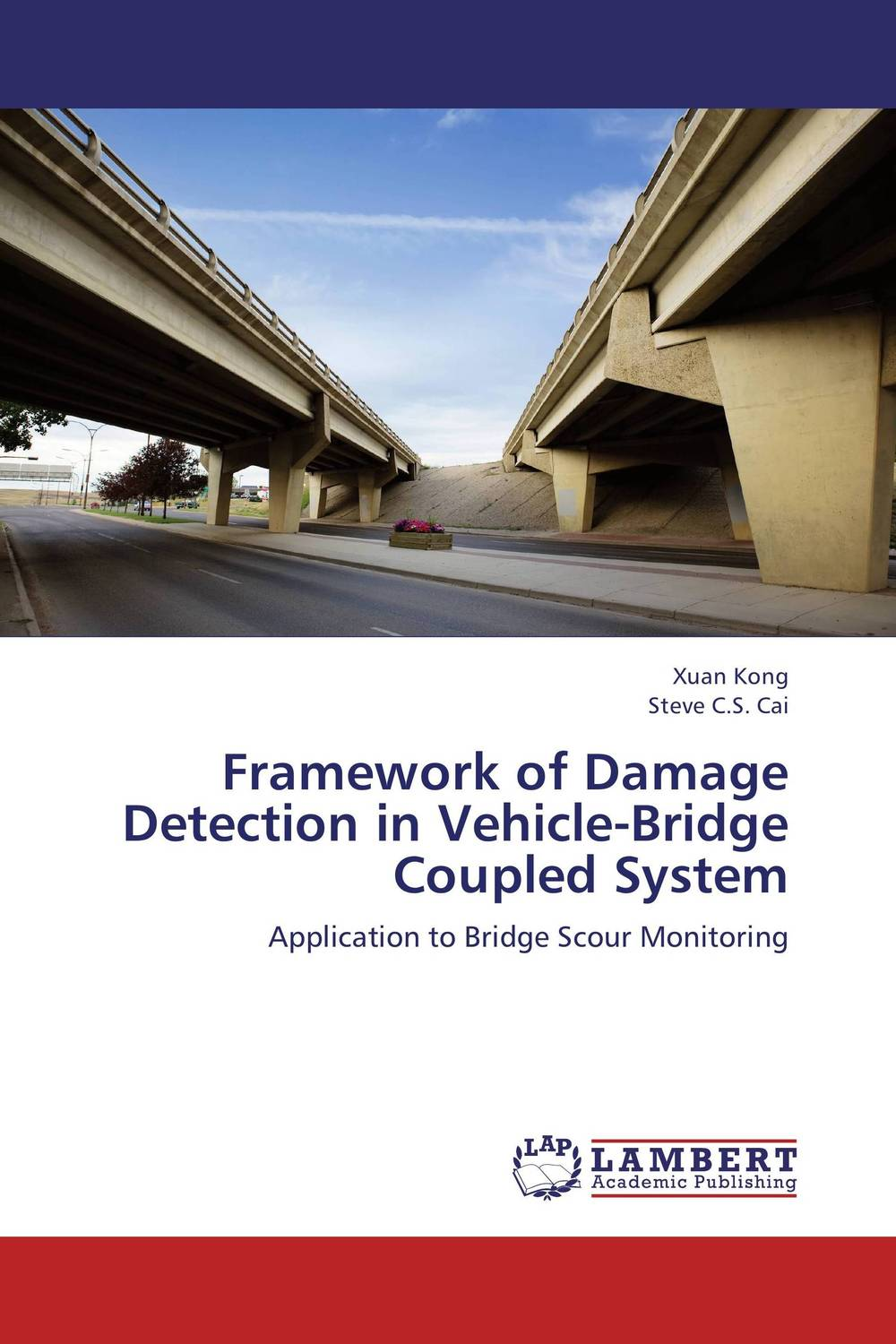 Framework of Damage Detection in Vehicle-Bridge Coupled System design and verification of bus bridge from ocp to ahb