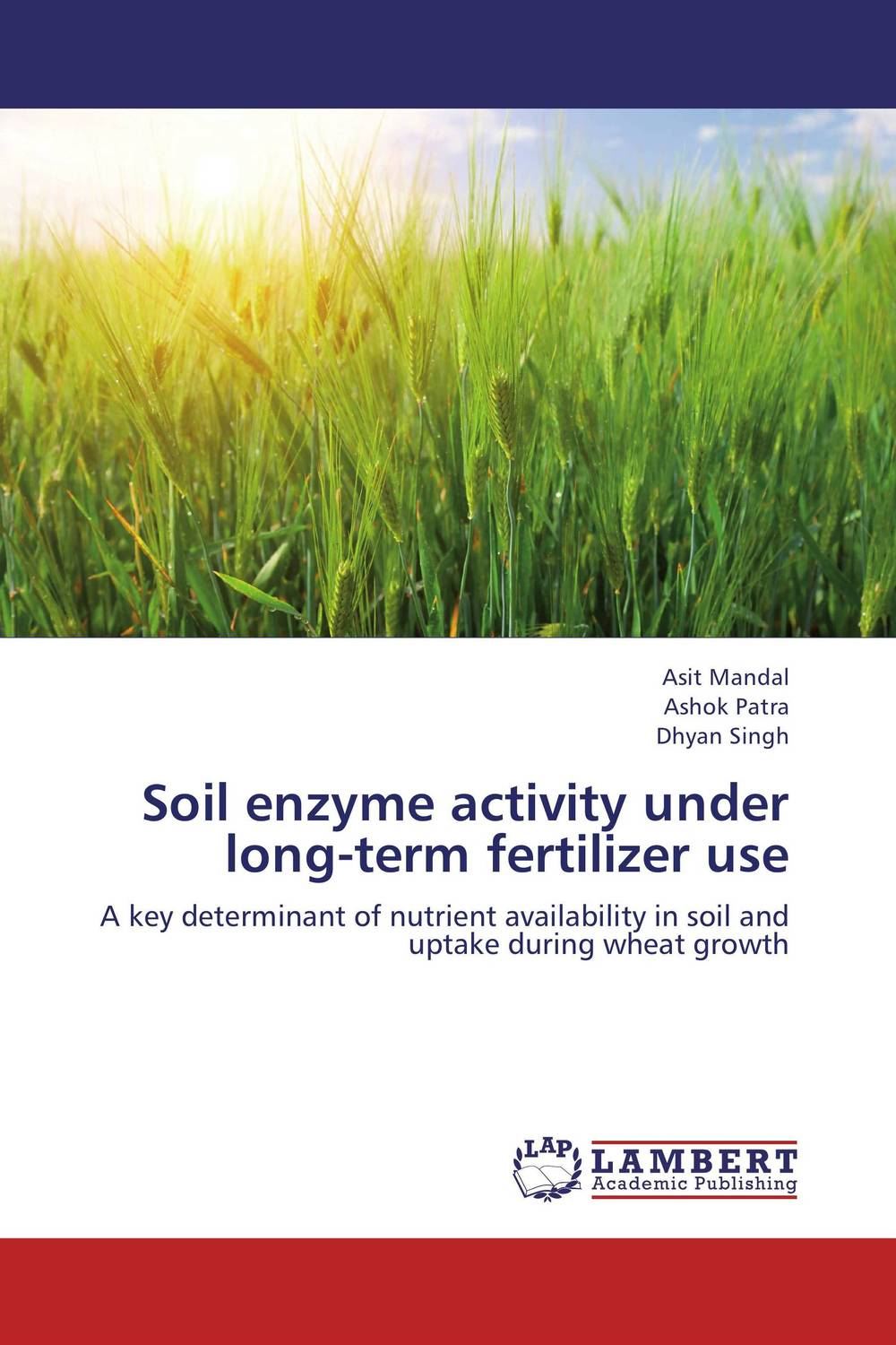 Soil enzyme activity under long-term fertilizer use success and failure of activity based techniques a long term perspective