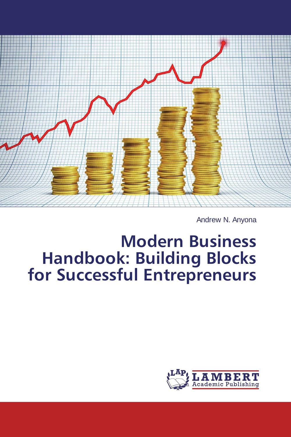 Фото Modern Business Handbook: Building Blocks for Successful Entrepreneurs finance and investments