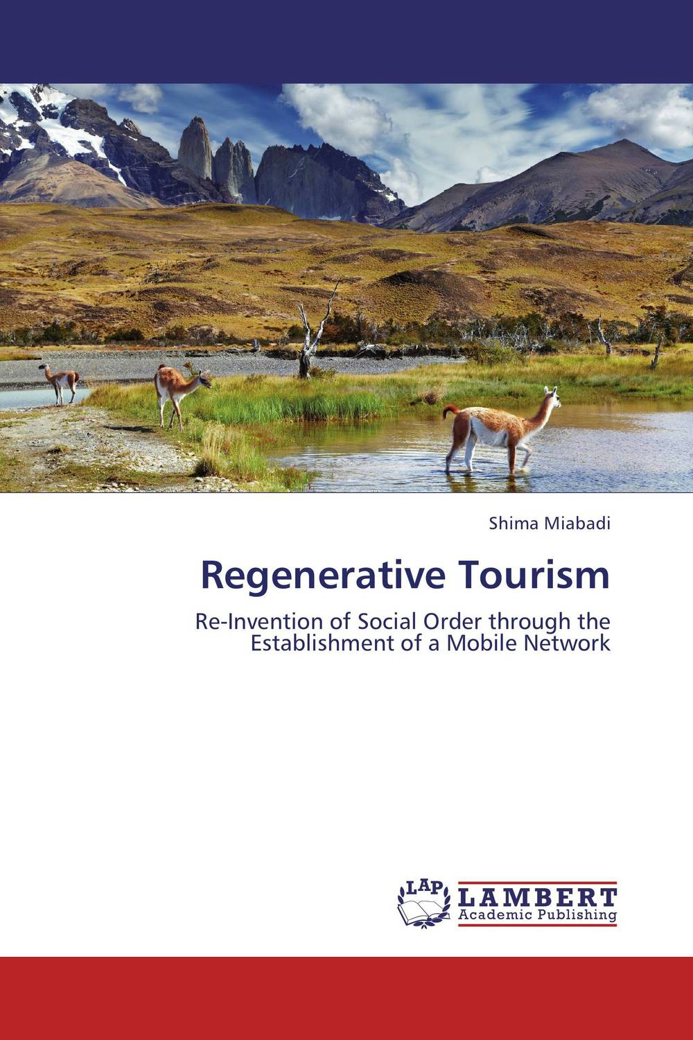 Regenerative Tourism presidential nominee will address a gathering