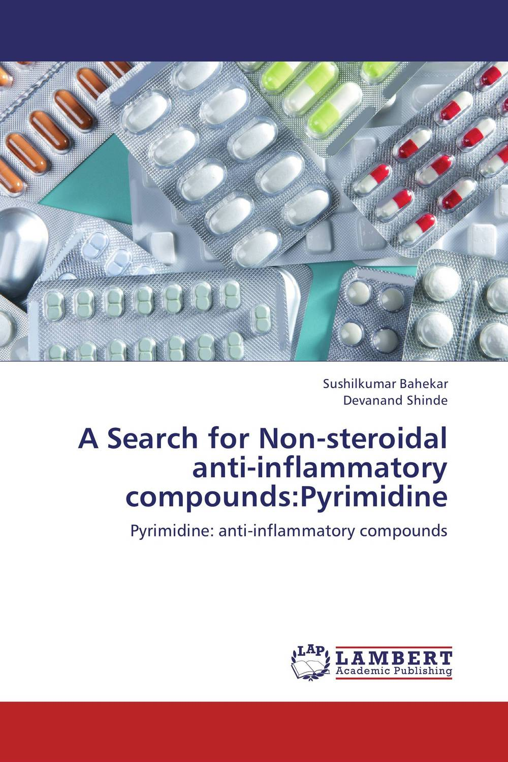 A Search for Non-steroidal anti-inflammatory compounds:Pyrimidine a search for nonsteroidal anti inflammatory compounds pyridine