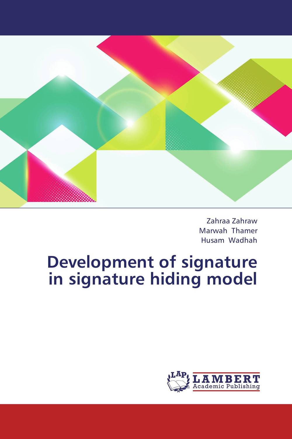 Development of signature in signature hiding model stewart robinson simulation the practice of model development and use