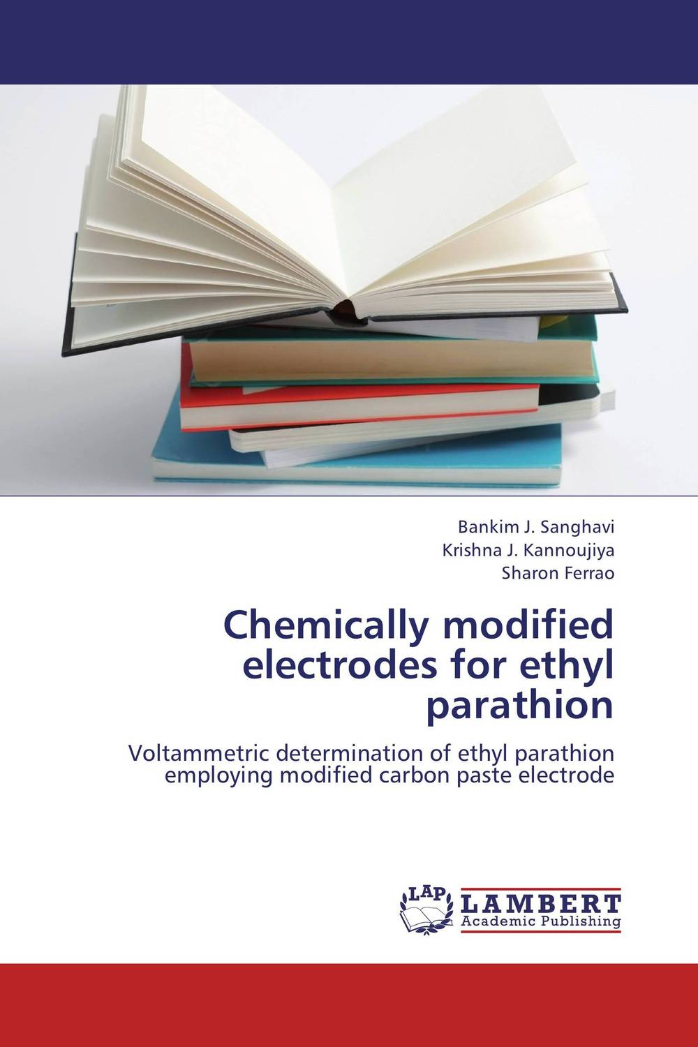 Chemically modified  electrodes for ethyl  parathion