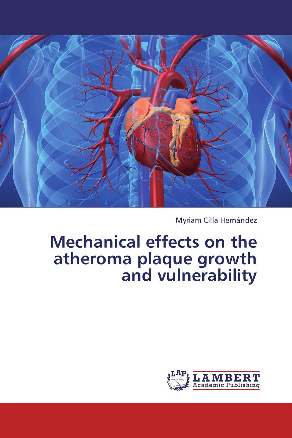 Mechanical effects on the atheroma plaque growth and vulnerability
