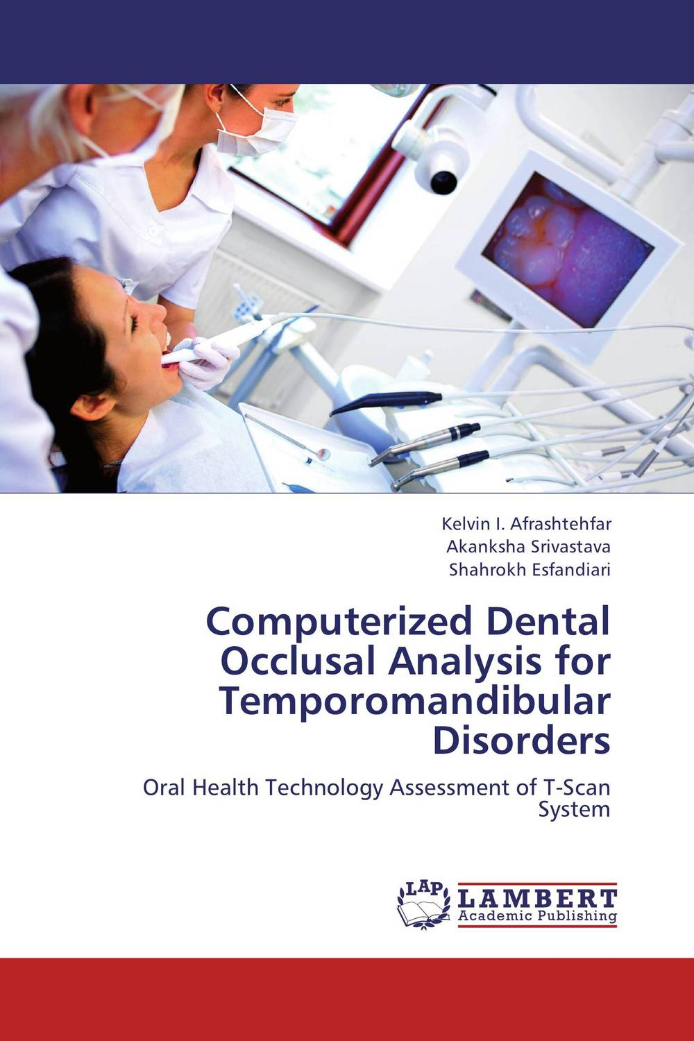 Computerized Dental Occlusal Analysis for Temporomandibular Disorders temporomandibular disorder