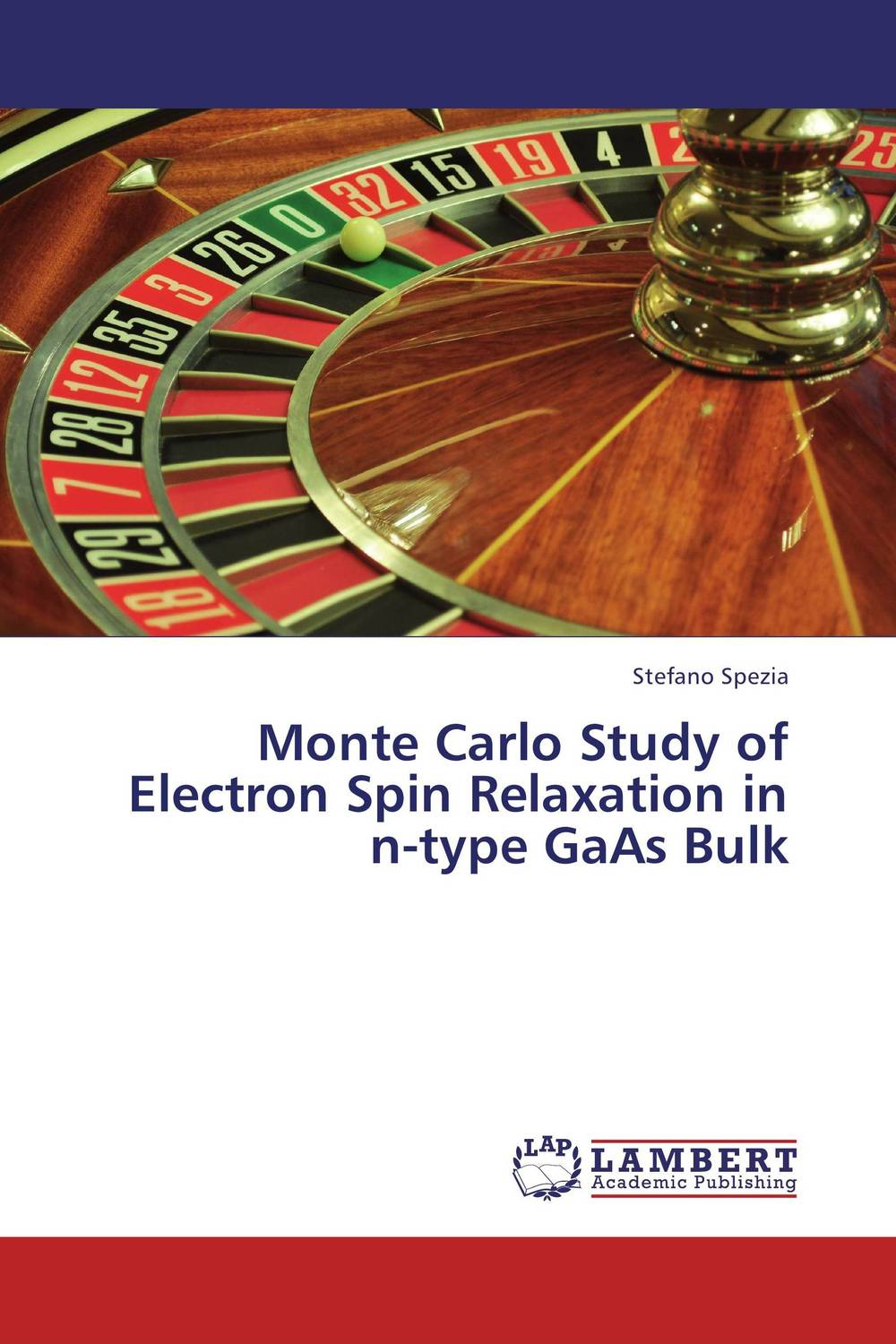 Monte Carlo Study of Electron Spin Relaxation in n-type GaAs Bulk monte carlo techniques for electron radiotherapy