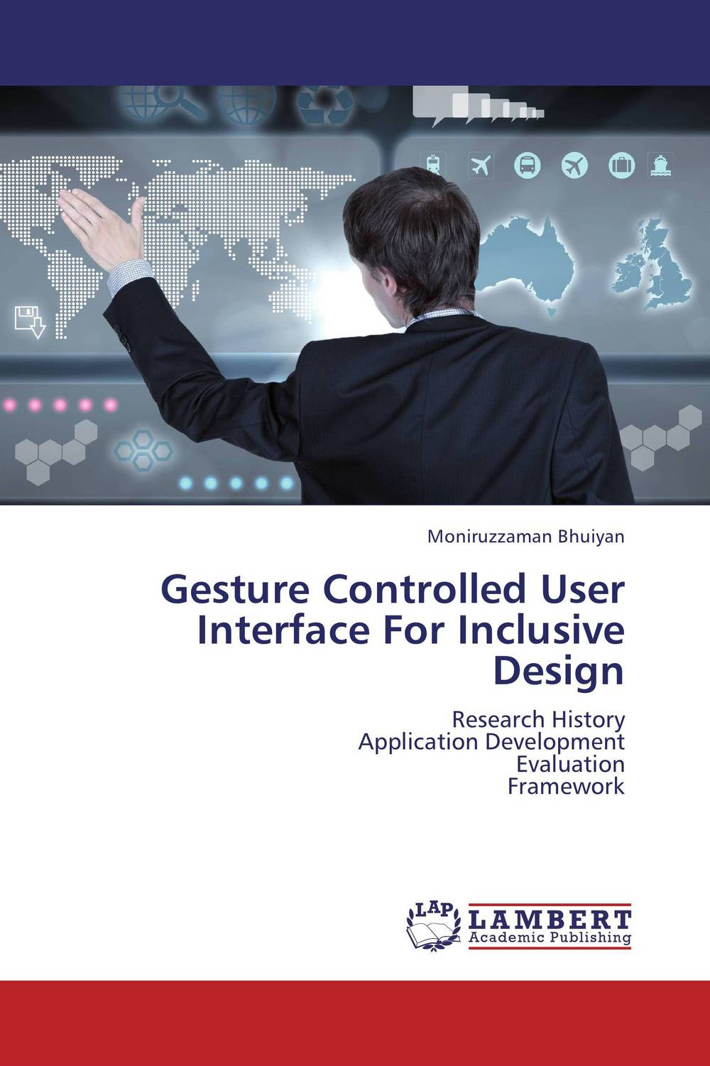 Gesture Controlled User Interface For Inclusive Design augmented user interfaces for illiterate and semi literate users