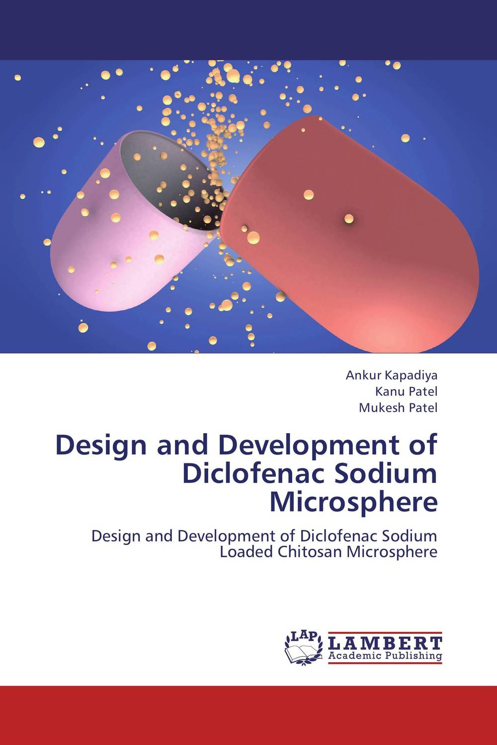 Design and Development of Diclofenac Sodium Microsphere excipients used in the design of lipidic and polymeric microspheres