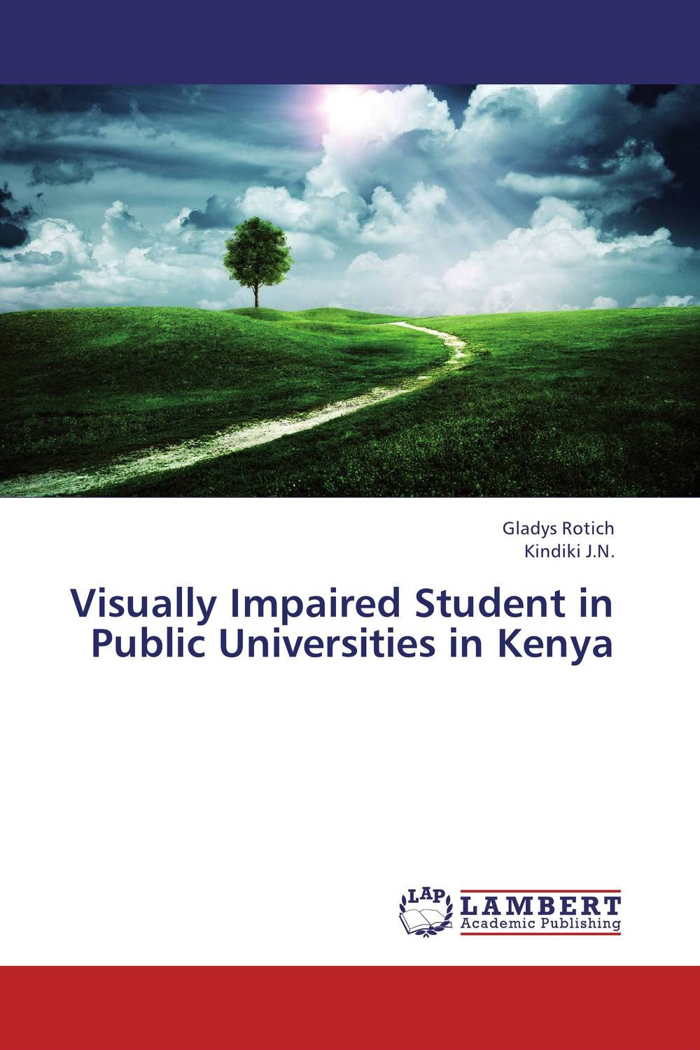 Visually Impaired Student in Public Universities in Kenya ann w wacira student choice of universities