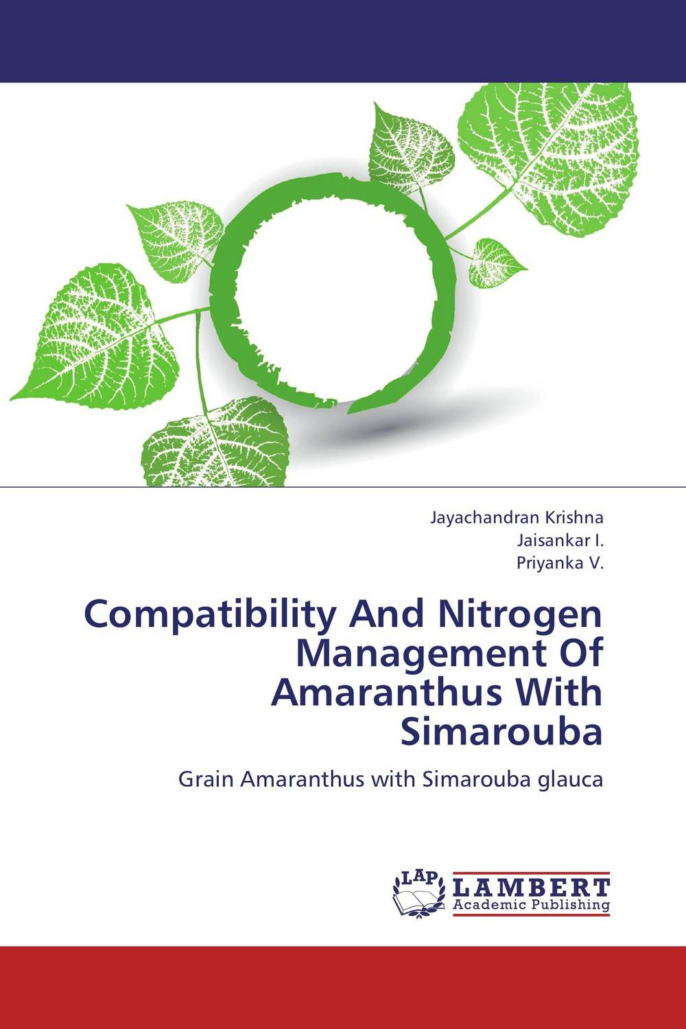 Compatibility And Nitrogen Management Of Amaranthus With Simarouba found in brooklyn