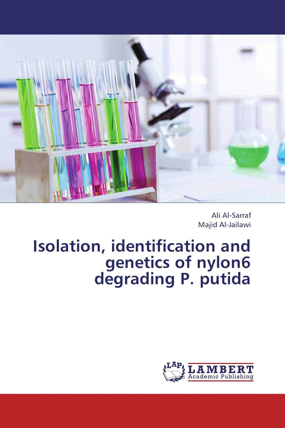 Isolation, identification and genetics of nylon6 degrading P. putida abhijeet singh seema ahuja and devendra jain screening molecular identification enzyme production of thermophiles