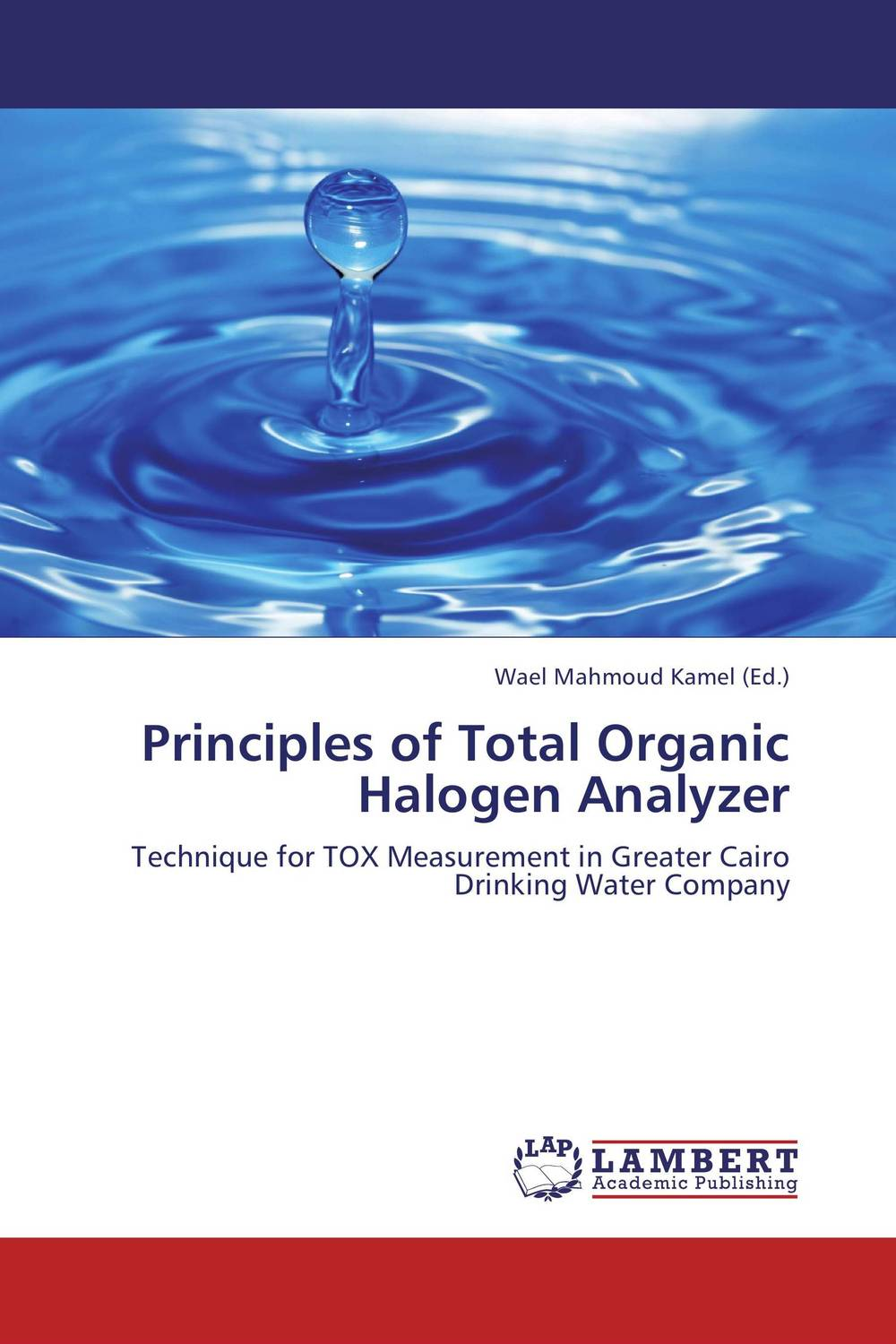 Principles of Total Organic Halogen Analyzer bride of the water god v 3