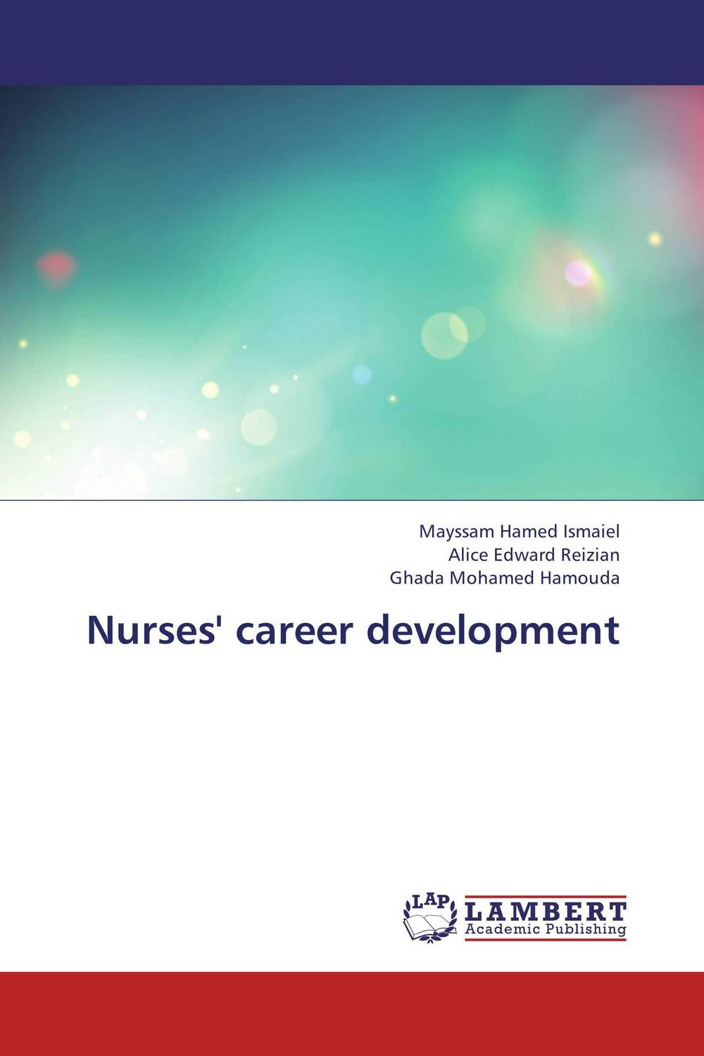 Nurses' career development the assistant principalship as a career