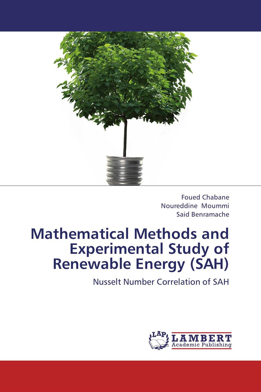 Mathematical Methods and Experimental Study of Renewable Energy (SAH) a study of the religio political thought of abdurrahman wahid