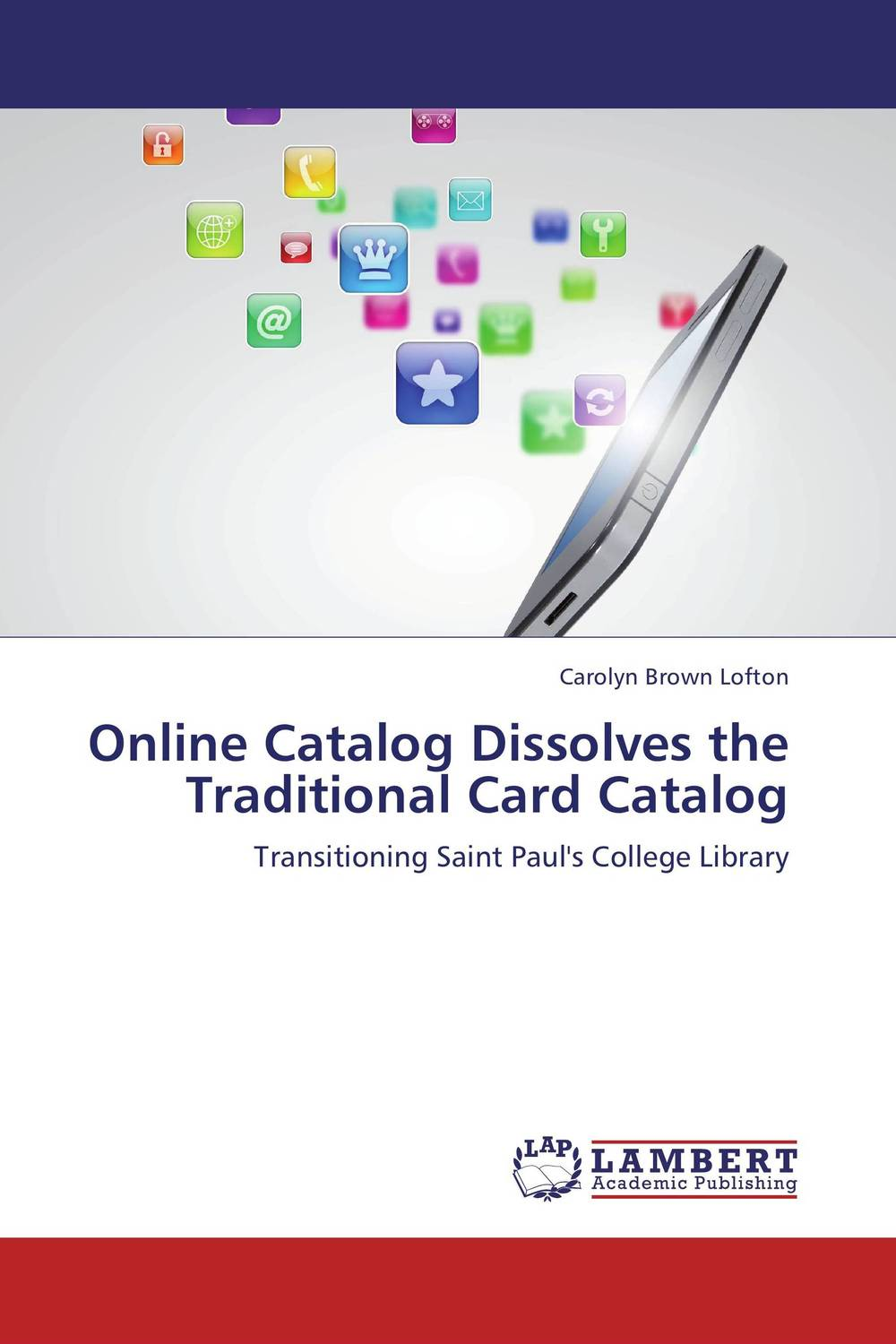 Online Catalog Dissolves the Traditional Card Catalog searching for the universal subconcious
