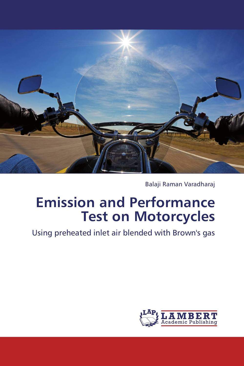 Emission and Performance Test on Motorcycles