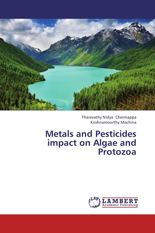 Metals and Pesticides impact on Algae and Protozoa solar pool algae bacterial viruses killer