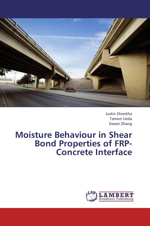 Moisture Behaviour in Shear Bond Properties of FRP-Concrete Interface mc 7806 digital moisture analyzer price with pin type cotton paper building tobacco moisture meter