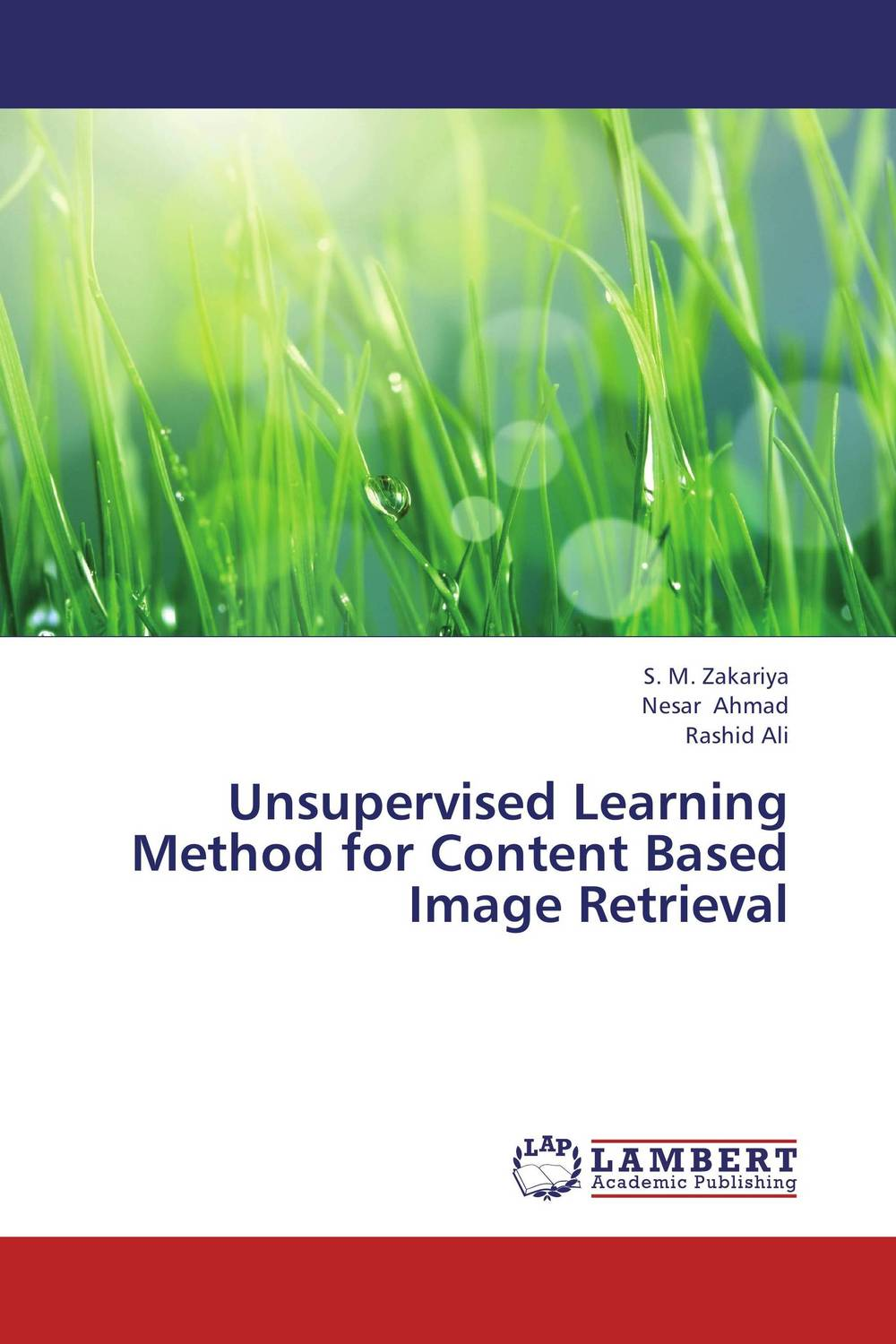 Unsupervised Learning Method for Content Based Image Retrieval the iq method