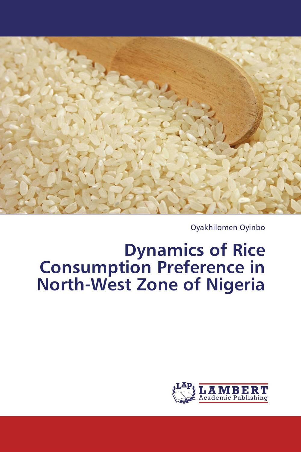 Dynamics of Rice Consumption Preference in North-West Zone of Nigeria assessment of on street parking in lokoja nigeria
