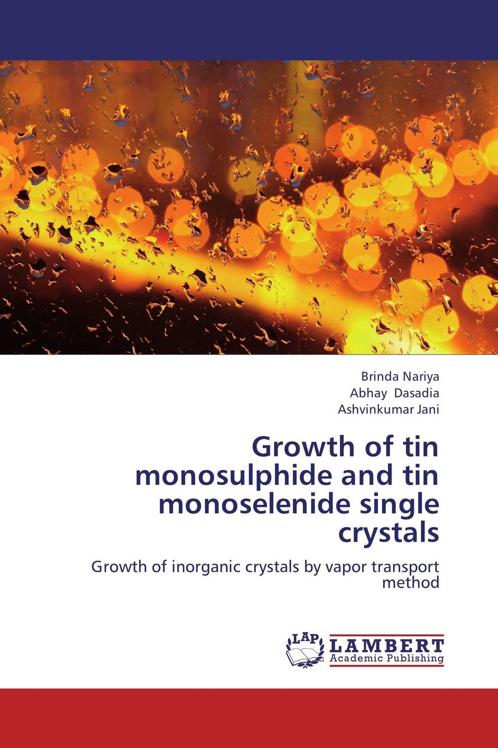 Growth of tin monosulphide and tin monoselenide single crystals single crystal growth of semiconductors from metallic solutions