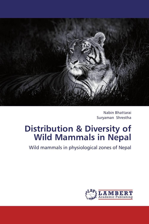 Distribution & Diversity of Wild Mammals in Nepal wild mammals of new england