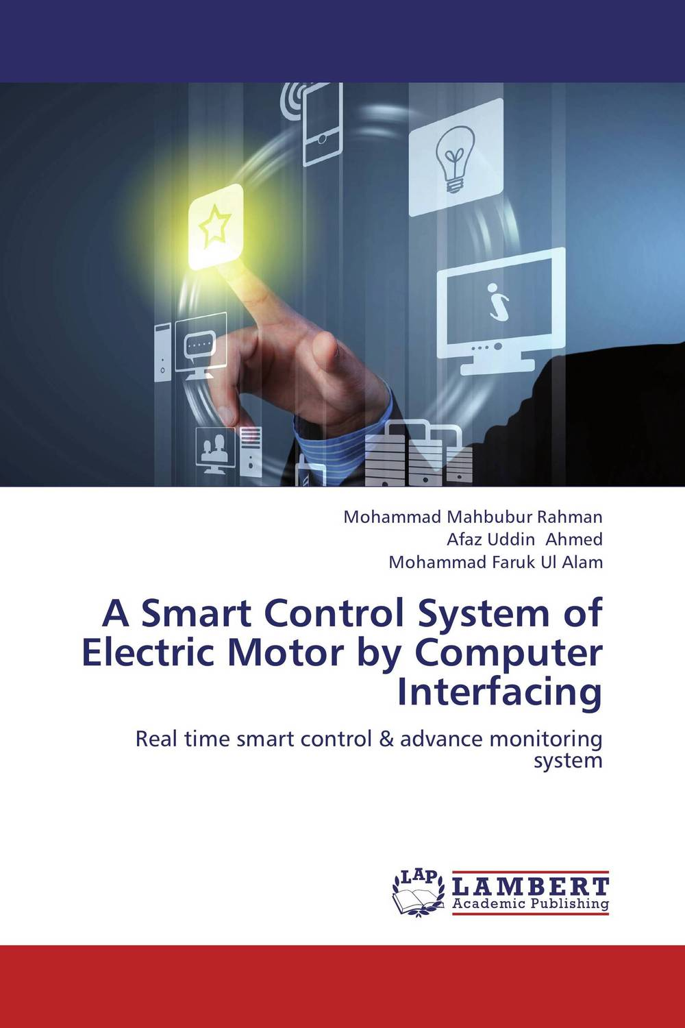 A Smart Control System of Electric Motor by Computer Interfacing peter nash effective product control controlling for trading desks