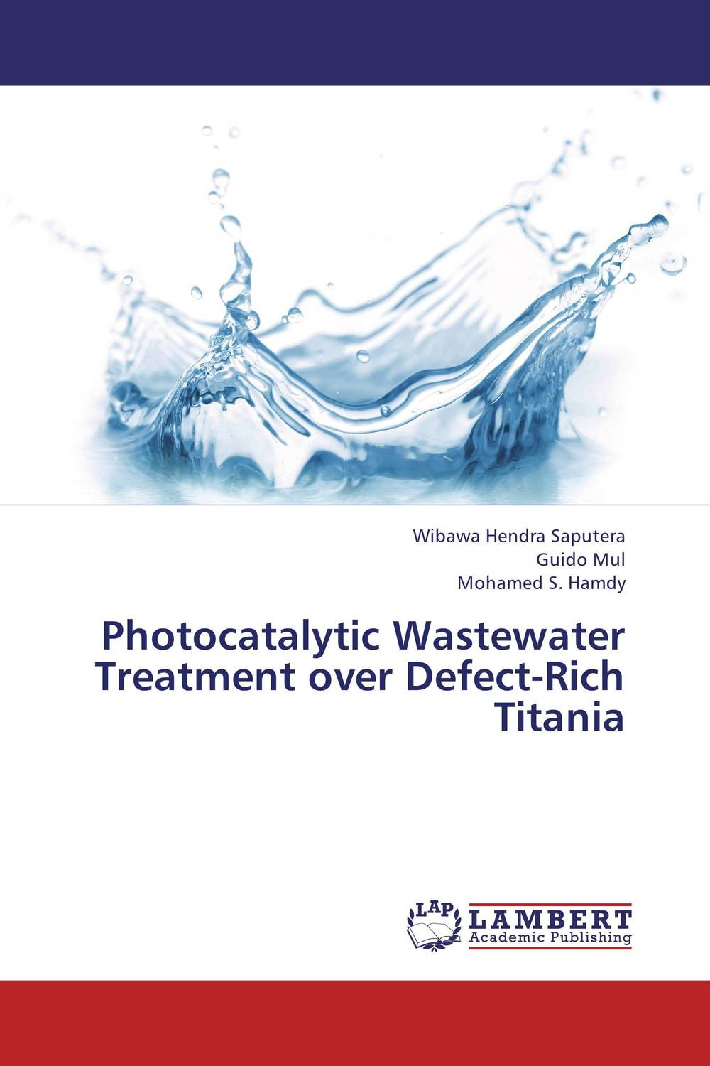 Photocatalytic Wastewater Treatment over Defect-Rich Titania цена