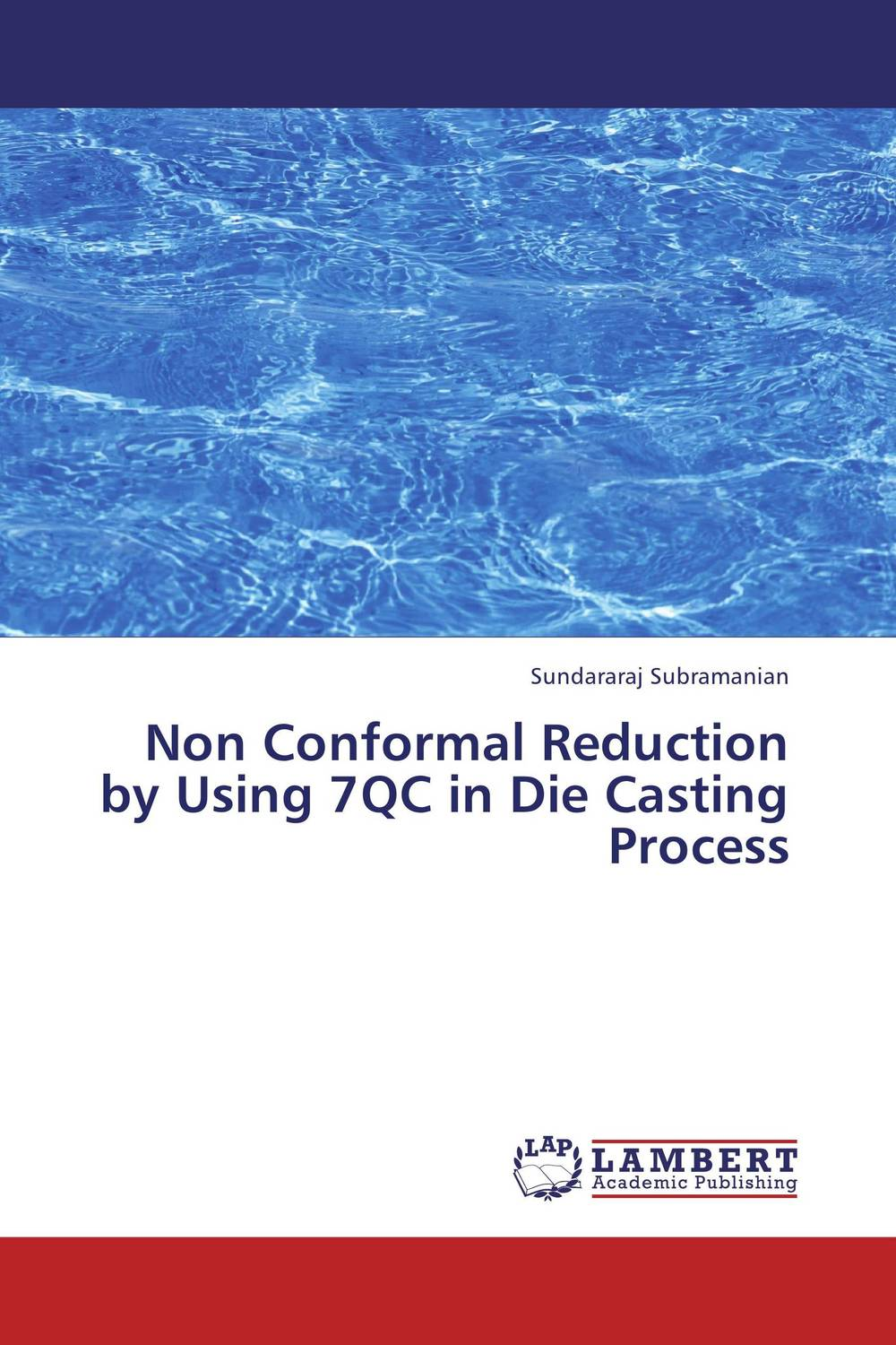Non Conformal Reduction by Using 7QC in Die Casting Process