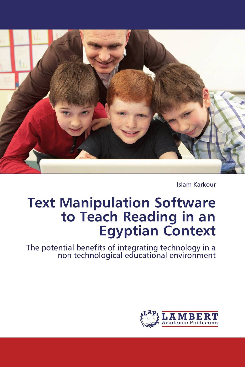 Text Manipulation Software to Teach Reading in an Egyptian Context an application of call in english subject