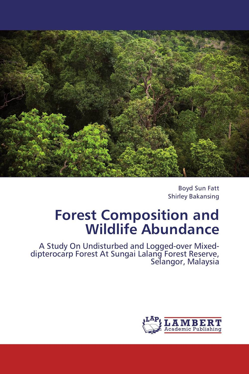 Forest Composition and Wildlife Abundance biodiversity of chapredi reserve forest