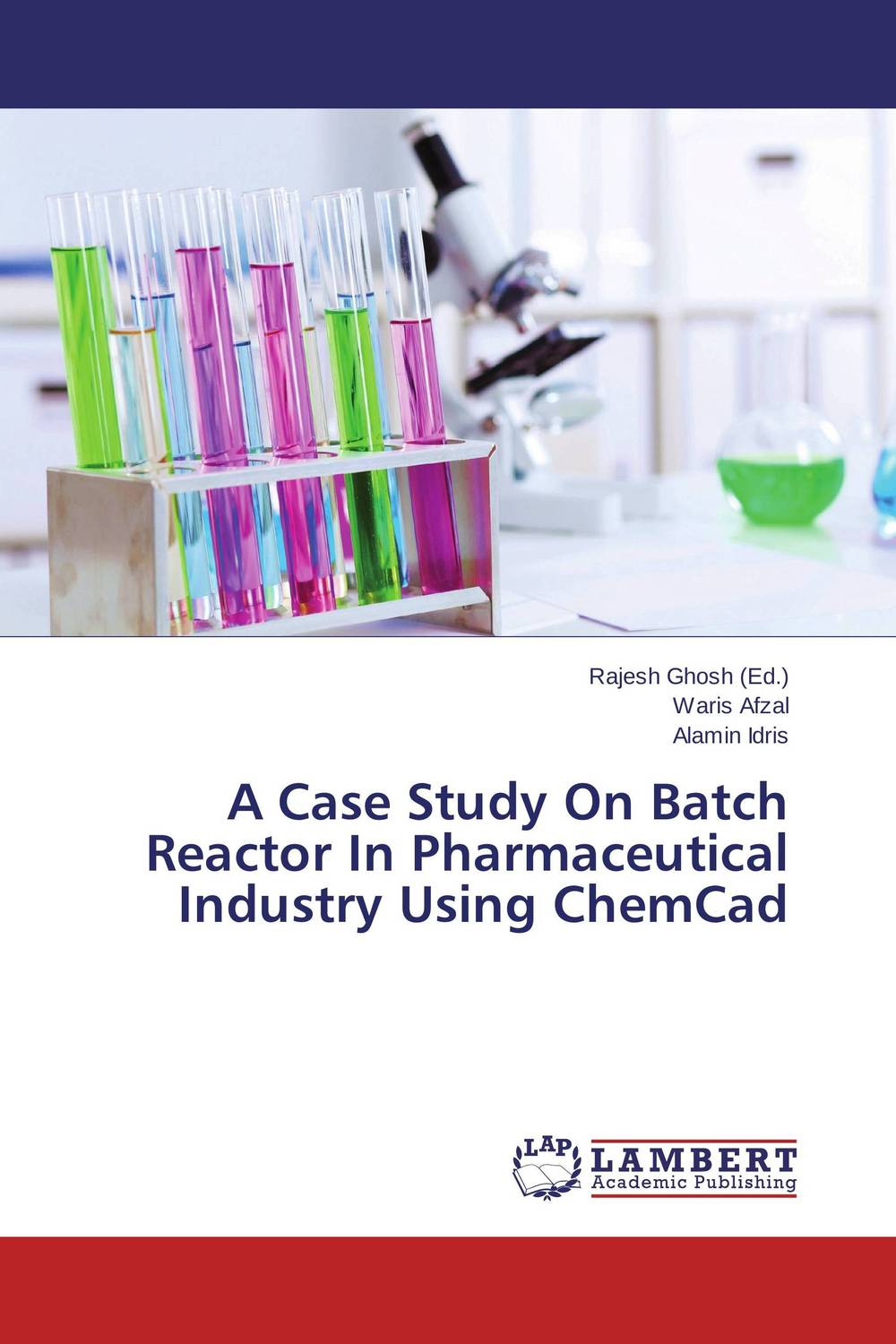 A Case Study On Batch Reactor In Pharmaceutical Industry Using ChemCad dilip kumar dam break analysis using hec ras a case study