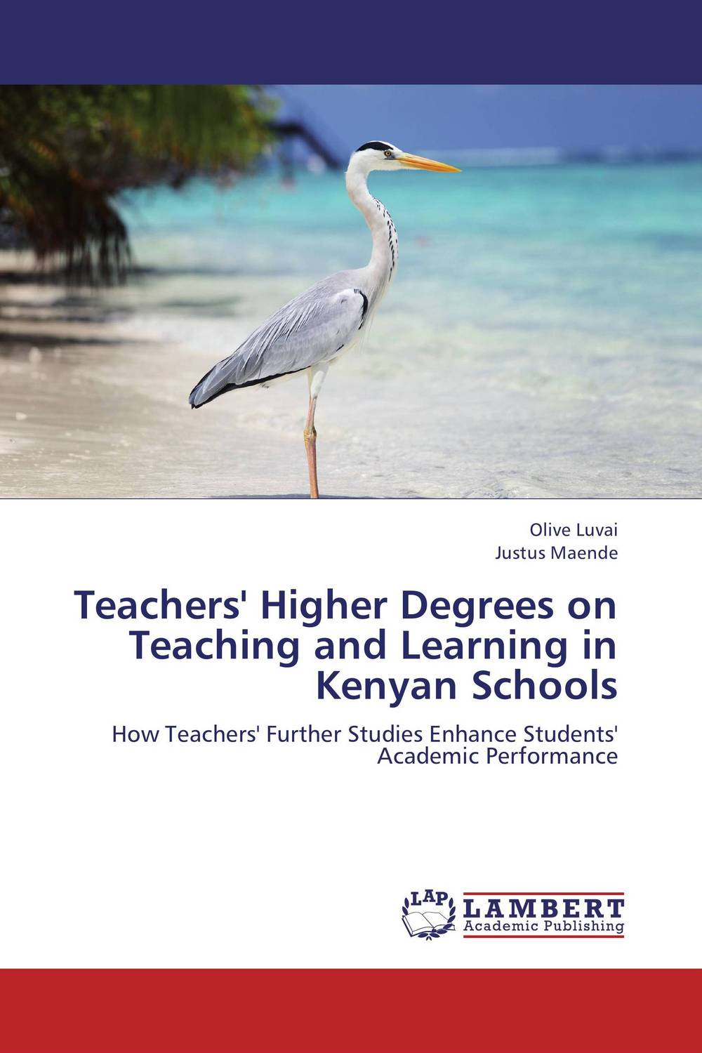 Teachers' Higher Degrees on Teaching and Learning in Kenyan Schools dimitrios stergiou good teaching in tourism higher education