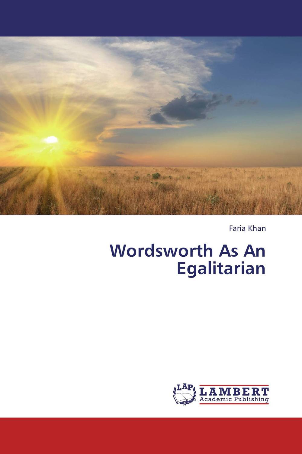 Wordsworth As An Egalitarian william wordsworth poems in two volumes volume 1