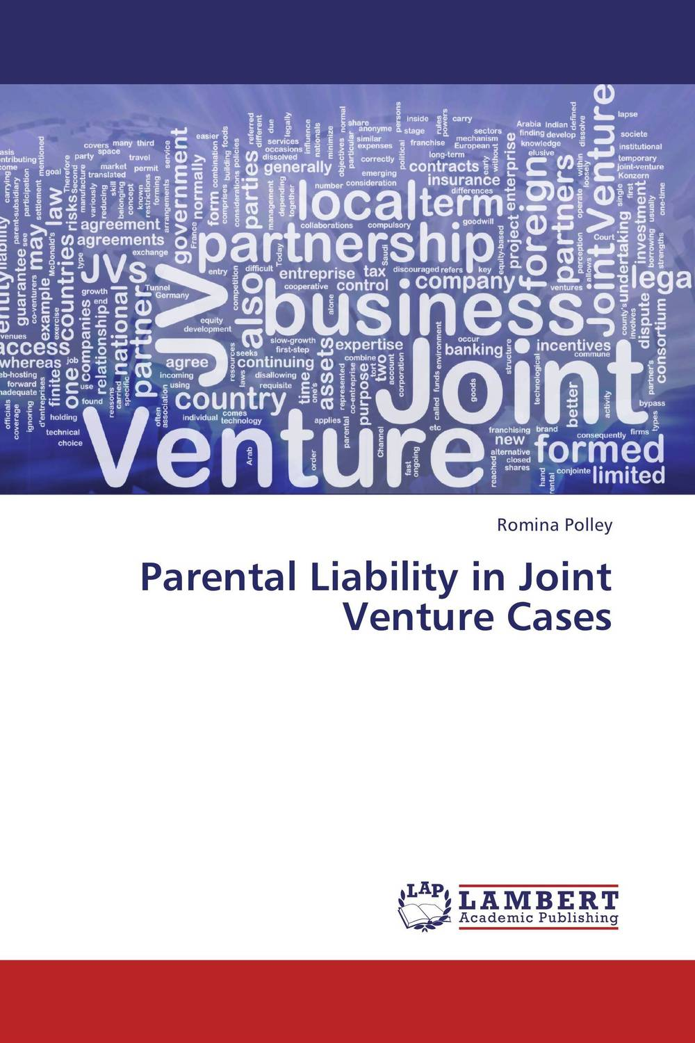 Parental Liability in Joint Venture Cases venture to the interior