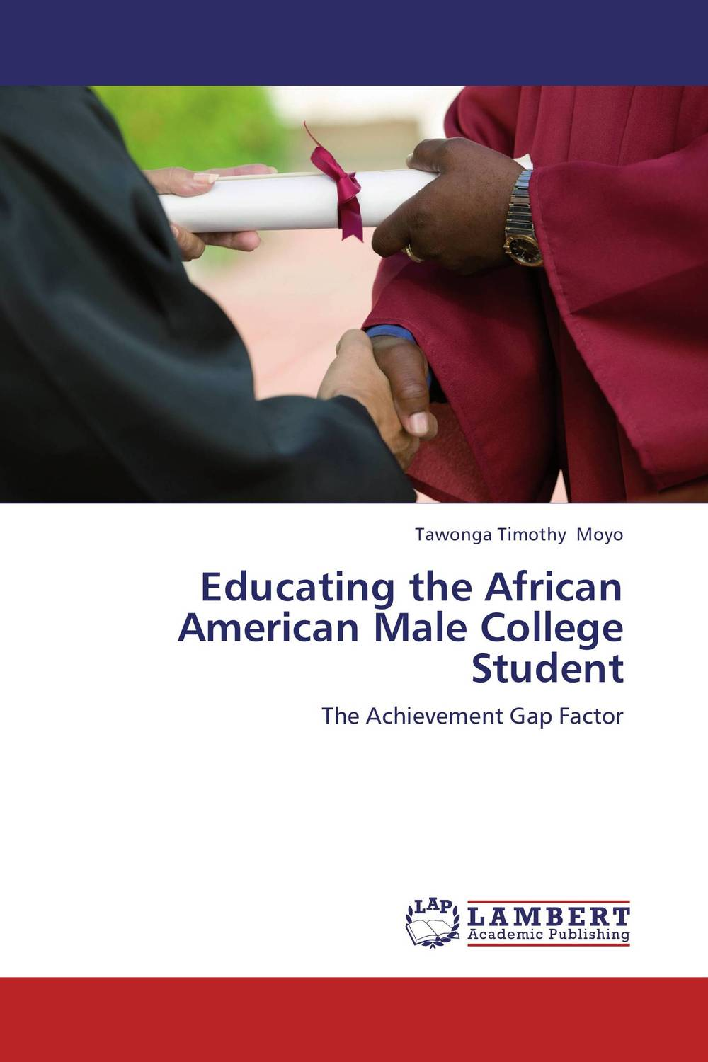 Educating the African American Male College Student
