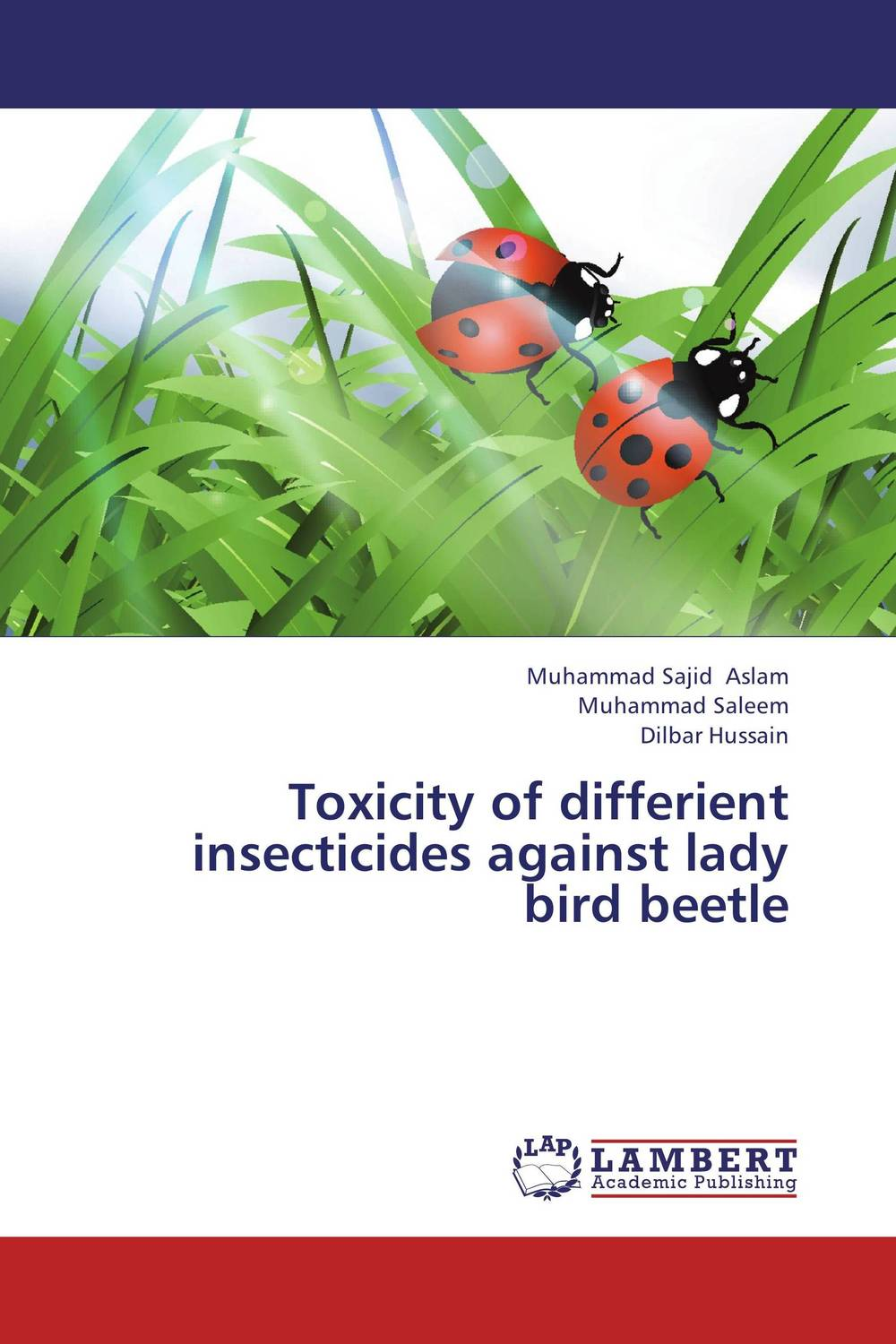 Toxicity of differient insecticides against lady bird beetle lady of magick