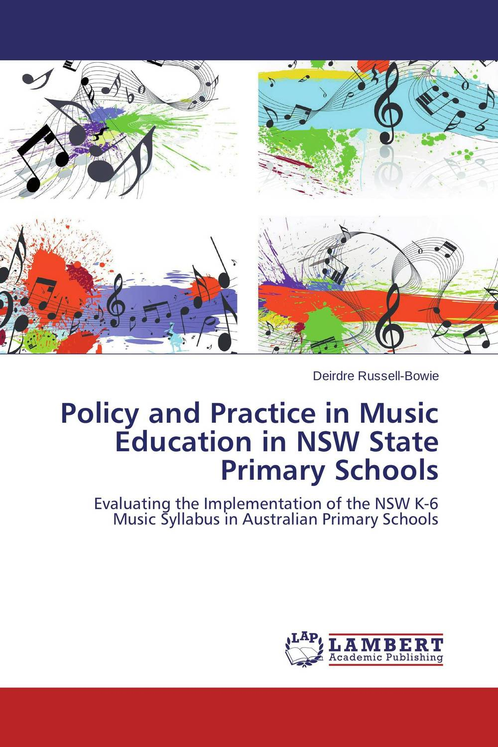 Policy and Practice in Music Education in NSW State Primary Schools spirituals and gospel music performance practice
