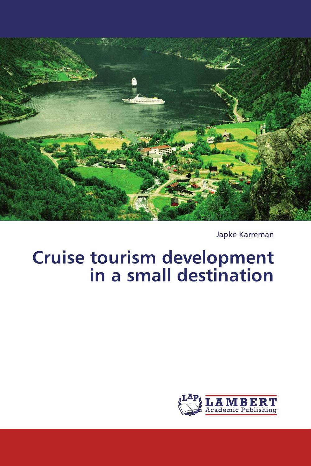 Cruise tourism development in a small destination development of a computational interface for small hydropower plant