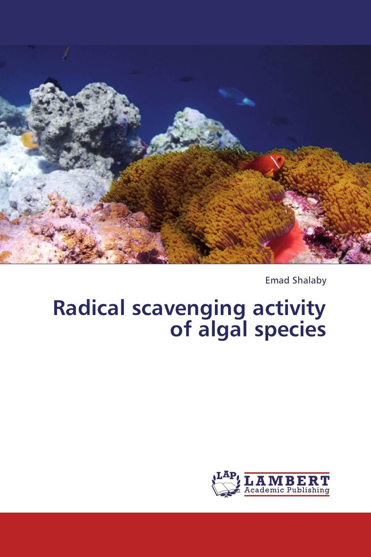 Radical scavenging activity of algal species psychiatric disorders in postpartum period