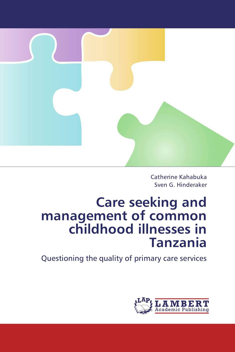 Care seeking and management of common childhood illnesses in Tanzania corporate real estate management in tanzania