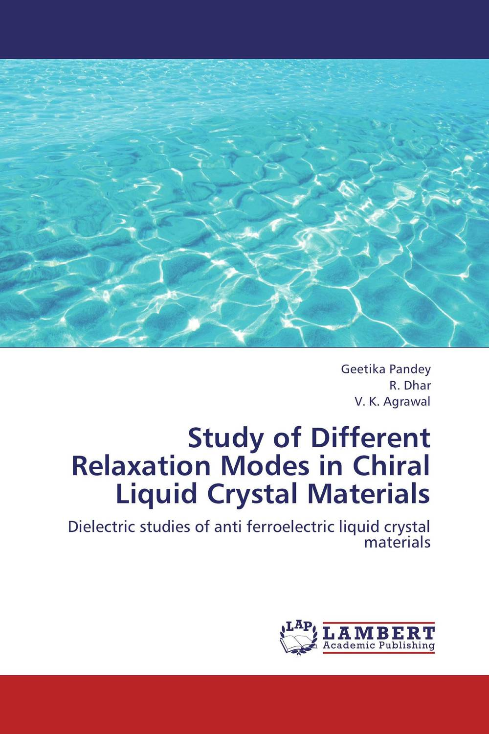 Study of Different Relaxation Modes in Chiral Liquid Crystal Materials found in brooklyn