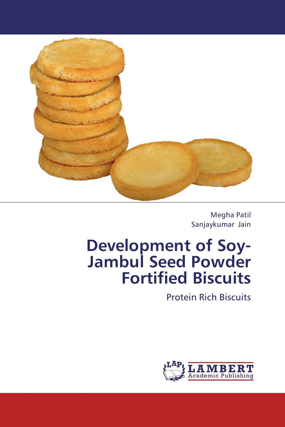 Development of Soy- Jambul Seed Powder Fortified Biscuits dna fingerprinting of trees and genetic diversity of syzygium cumini