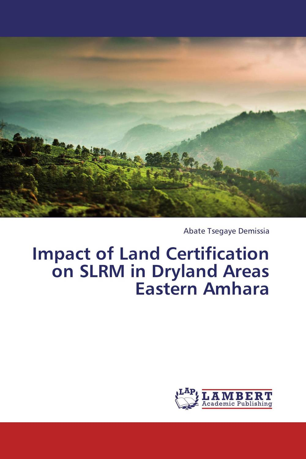 Impact of Land Certification on SLRM in Dryland Areas Eastern Amhara evaluation of land suitability for rice production in amhara region