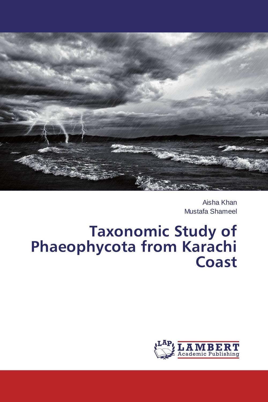 Taxonomic Study of Phaeophycota from Karachi Coast species composition and abundance of molluscs along karachi shores