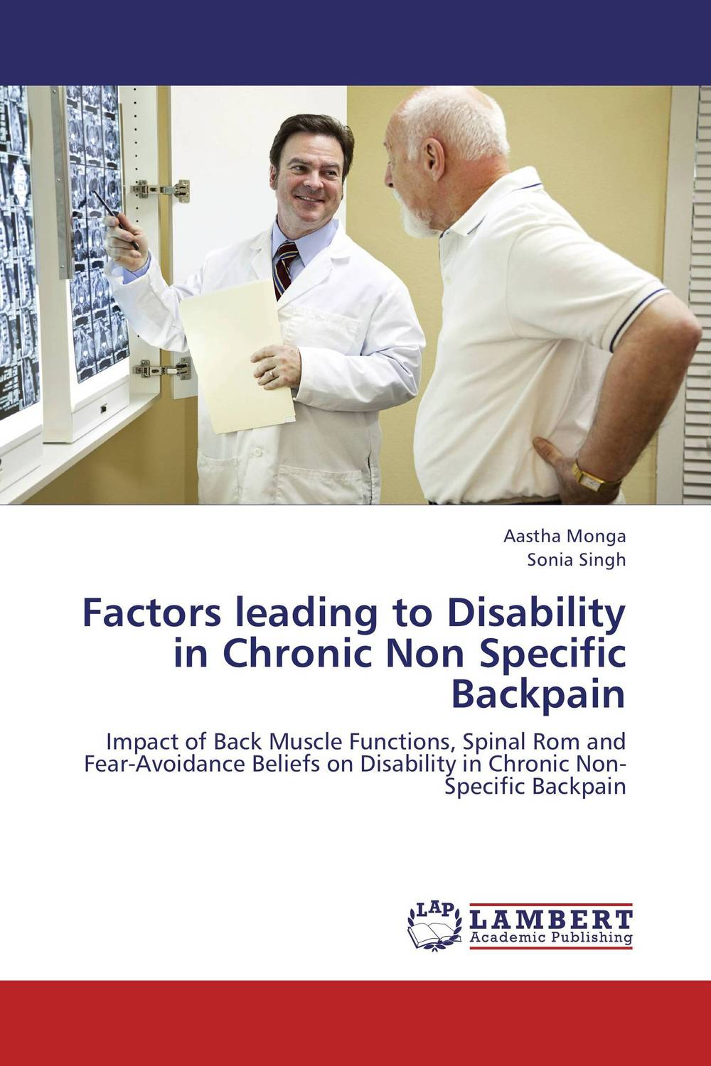 Factors leading to Disability in Chronic Non Specific Backpain cervical repositioning sense in subjects with non specific neck pain