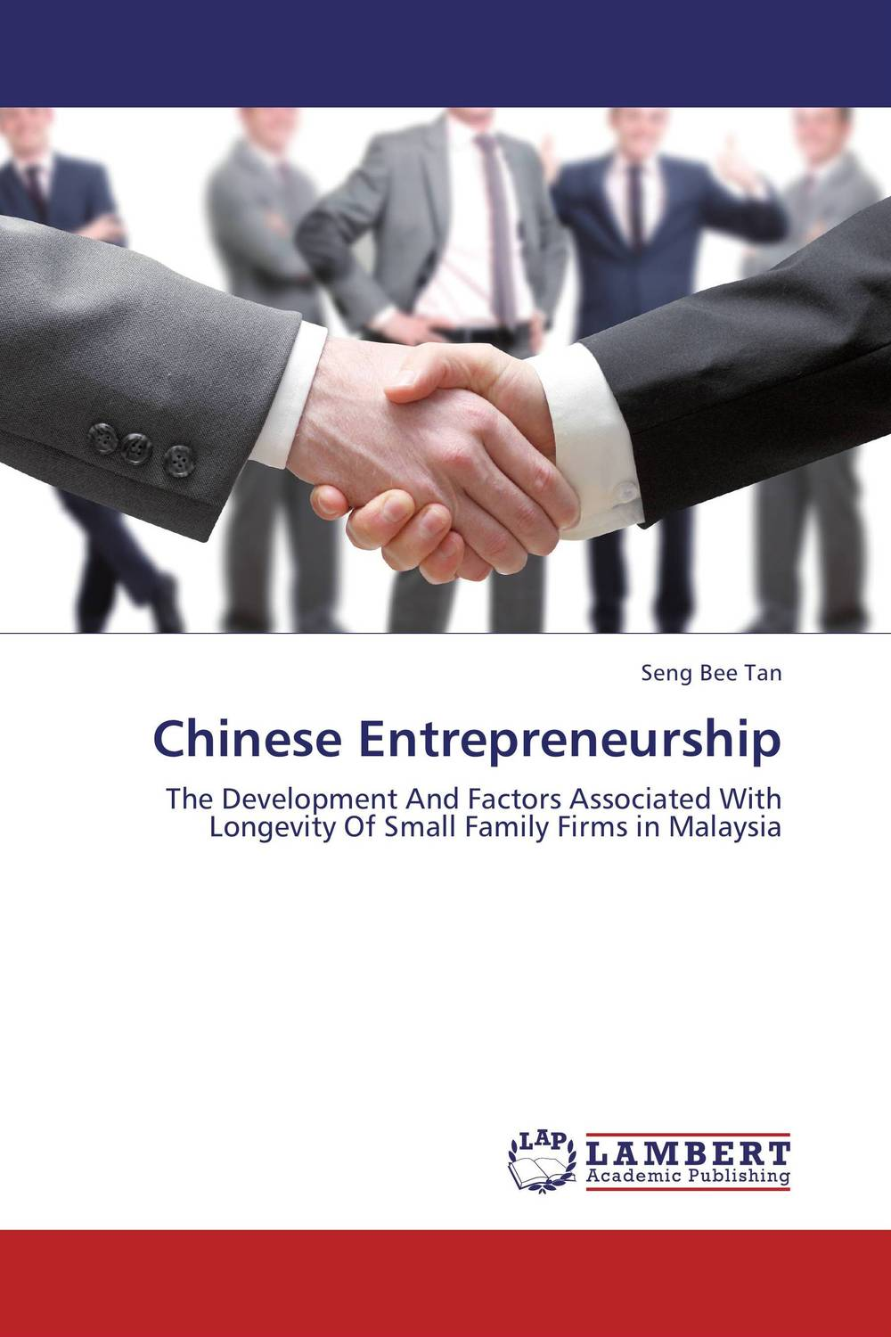 Chinese Entrepreneurship on a chinese screen