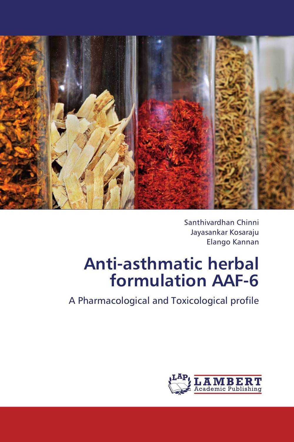Anti-asthmatic herbal formulation AAF-6 pharmacological and toxicological investigations of saraca indica