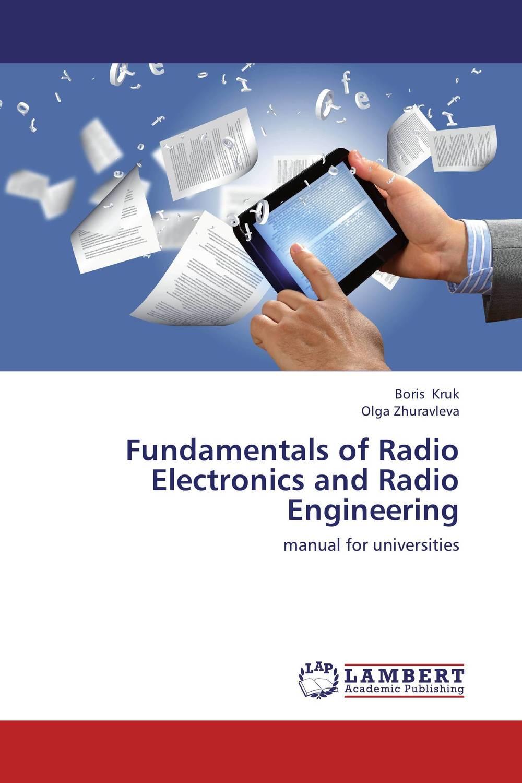 Fundamentals of Radio Electronics and Radio Engineering spectrum sensing in cognitive radio networks