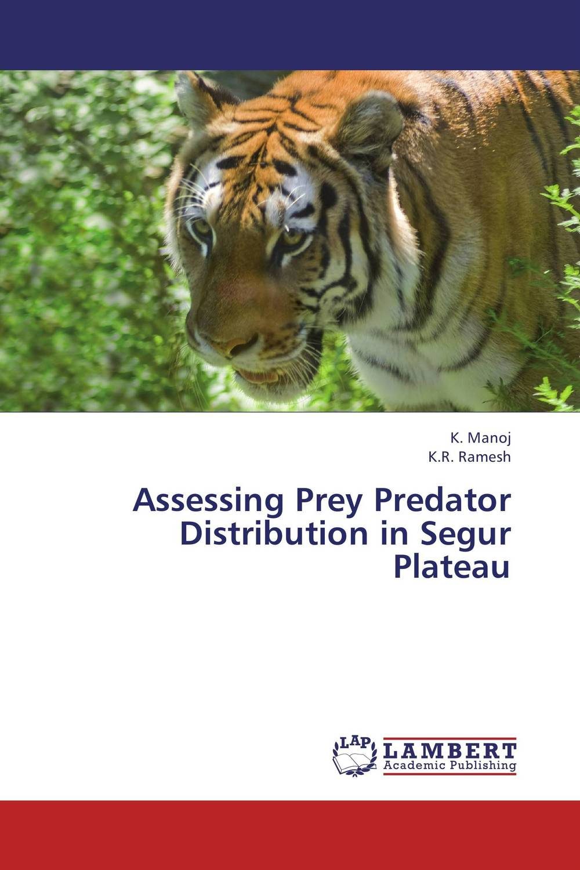 Assessing Prey Predator Distribution in Segur Plateau